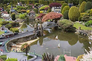 Bekonscot Model Village, Beaconsfield, Buckinghamshire, England, United Kingdom