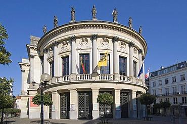 Bourlaschouwburg, De Foyer, Bourla Theater, Antwerp, Belgium