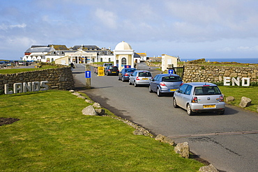 Tourist centre, Land's End, Penn an Wlas, Cornwall, England, United Kingdom, Europe