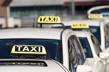 Taxis, Germany