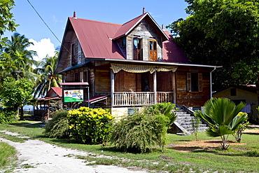 Sunshine Guesthouse, La Digue Island, Seychelles, Indian Ocean, Africa