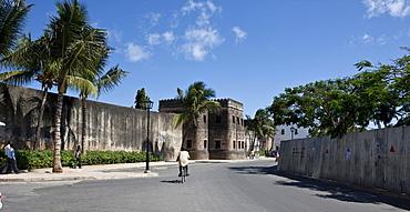 Old Fort, Stonetown, Zanzibar, Tanzania, Africa