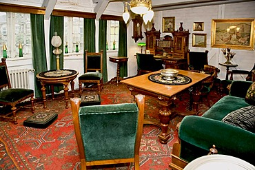 Old living room from 1920