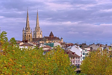 Cathedral of Bayonne, Basque Country, France