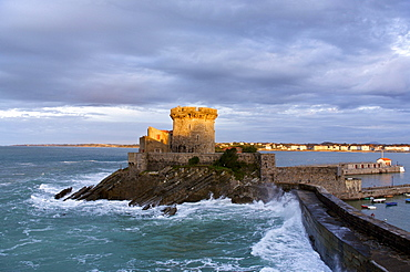 Fort of Socoa, Basque Country, France, Europe
