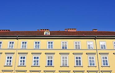Housefront, Freiheitsplatz, Graz, Styria, Austria, Europe