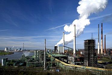 Schwelgern cokery, Duisburg, Ruhr area, North Rhine-Westphalia, Germany, Europe