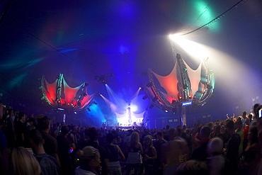 Techno festival Nature One 2009, Kastellaun, Rhineland-Palatinate, Germany, Europe