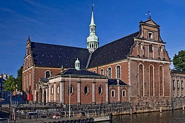 Holmens Kirke church, Church of Holmen, Copenhagen, Denmark, Scandinavia, Europe