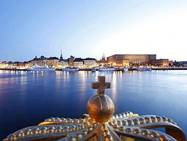 Gamla Stan, Royal Castle Kungliga Slottet, Stockholm, Sweden, Scandinavia, Europe