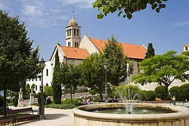 Sveti Frane Monastery, Sibenik, Dalmatia, Croatia, Europe