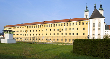Monastery and prison Garsten, Upper Austria, Europe, Austria, Europe