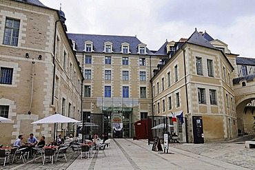 Museum of fine arts, Angers, Pays de la Loire, France, Europe