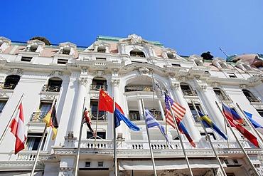 Hotel Negresco, Nice, Alpes-Maritimes, Provence-Alpes-Cote d'Azur, Southern France, France, Europe