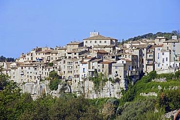 Tourrettes sur Loup, Alpes-Maritimes, Provence-Alpes-Cote d'Azur, Southern France, France, Europe, France, Europe