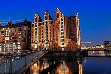 The International Maritime Museum in Kaispeicher B in Hamburg, Germany, Europe
