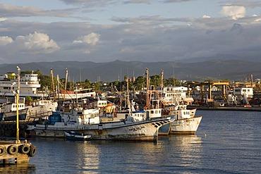 Cumana, seaport and ferry terminal, Isla Margarita, Margarita Island, Venezuela, Caribbean, South America