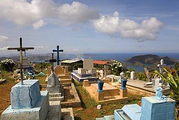 Los Altos Cemetery, Puerto La Cruz, Caribbean, Venezula, South America