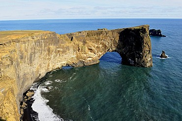 Cape Dyrholaey, South Coast, Iceland, Europe