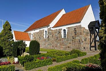 Church of Saint Olai, Hjorring, Jutland, Denmark, Europe