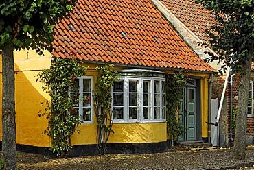 House, Moegeltoender, Jutland, Denmark, Europe