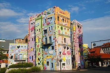 Happy Rizzi House, Braunschweig, Lower Saxony, Germany, Europe