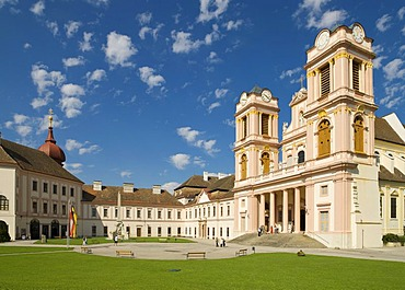Goettweig Convent, Furth, Wachau Region, Lower Austria, Europe