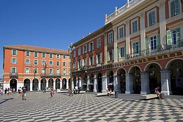 Place Massena, Nice, Provence Cote d'Azur, France, Europe