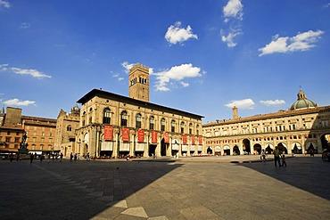 "Historic Centre, ""centro storico"", Bologna, Emilia Romagna, Italy, Europe, PublicGround"