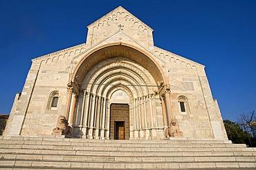 Duomo San Ciriaco, Ancona, Marche, Italy, Europe