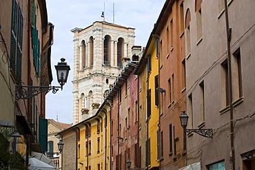Duomo, Ferrara, Emilia Romagna, Italy, Europe