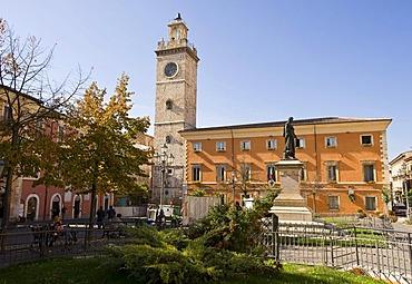 Palazzo Civico, City Hall, L'Aquila, Abruzzo, Abruzzi, Italy, Europe