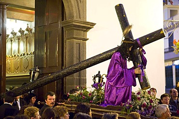 Good Friday procession, Camara de Lobos, Madeira, Portugal