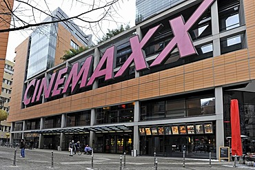 Cinemaxx Cinema on Potsdamer Platz Square, Berlin, Germany, Europe