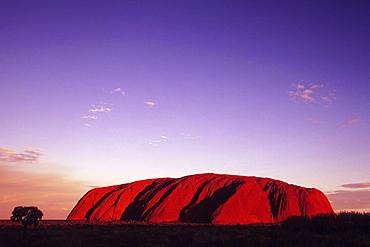 Uluru, Ayers Rock, Northern Territory, Australia