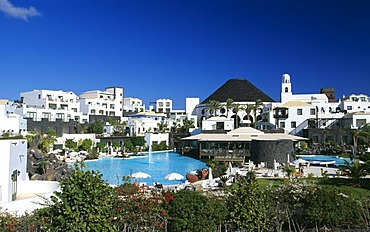 Hotel Grand Melia Vulcan in Playa Blance, Lanzarote, Canary Islands, Spain, Europe
