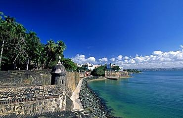 La Fortaleza, San Juan, Puerto Rico, Caribbean
