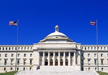 Capitol Building, San Juan, Puerto Rico, Caribbean