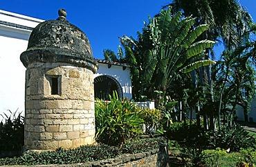 La Fortaleza, fortress, San Juan, Puerto Rico, Caribbean
