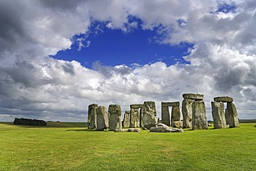 Stonehenge, Wessex, England, Great Britain, Europe