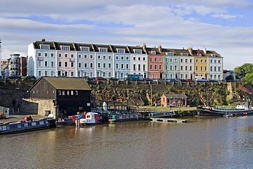 Bristol harbour, England, United Kingdom, Europe