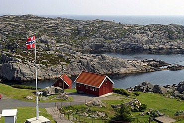 Lindesnes, most southern point in Norway, Scandinavia, Europe