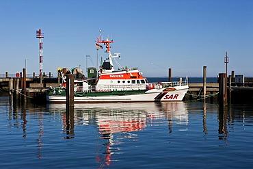 List harbour, Sylt, North Frisian Islands, Schleswig-Holstein, Germany, Europe