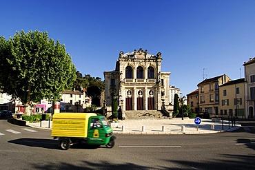 Theatre, Orange, Provence, France, Europe