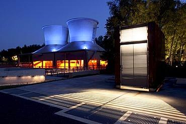 Westpark Bochum, North Rhine-Westphalia, Germany, Europe