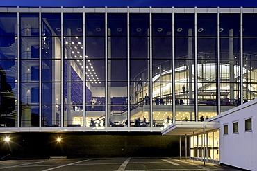 Musiktheater, musical theatre, im Revier, Gelsenkirchen, Ruhr Area, North Rhine-Westphalia, Germany, Europe