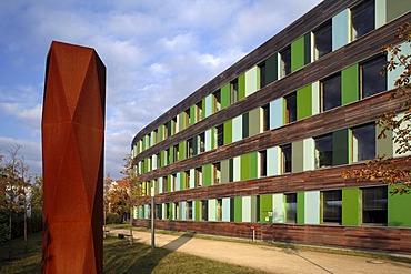 Federal Environment Agency, Dessau, Saxony-Anhalt, Germany, Europe