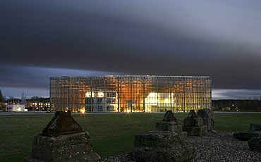 Mont Cenis Academy, further education academy of North Rhine-Westphalia, Herne, Ruhr Area, North Rhine-Westphalia, Germany, Europe