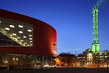 Theater am Marientor, musical theatre, Duisburg, Ruhr Area, North Rhine-Westphalia, Germany, Europe