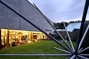 Akademie der Kuenste, Academy of the Arts, in Tiergarten, Berlin, Germany, Europe
